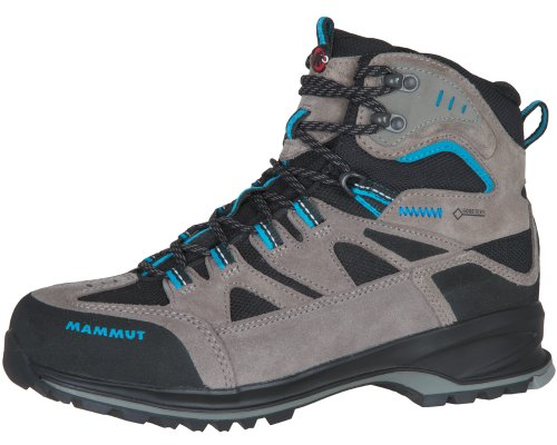 MAMMUT(マムート) Teton GTX Men's 3020-02550-0517 grey-cyan UK6.5