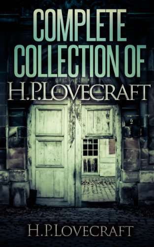 H.P. Lovecraft Books Collection