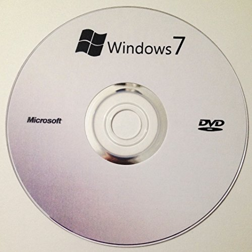 Windows 7 SP-1 Ultimate 64-Bit DVD-ROM - Used to Repair, Recovery, Restore, and Re-Install.