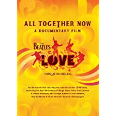 'The Beatles Love - All Together Now' DVD