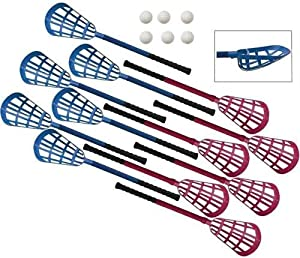 Ultra Grip Lacrosse Set - LC092D by Olympia Sport