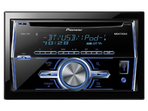 Pioneer FH-X700BT In-Dash Double DIN CD/MP3/USB