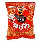 【食べきり・ミニサイズ】24g なげわ コンソメ味 20袋入 東ハト スナック菓子