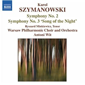 "Symphony No. 3, Op. 27, ""Piesn o nocy"" (The Song of the Night): III. Largo"
