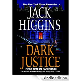 Dark Justice: Sean Dillon Series, Book 12