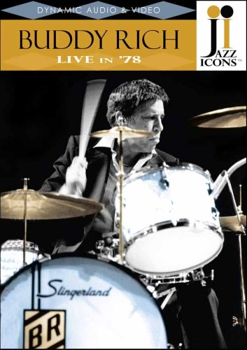 Buddy Rich Live In 78 [DVD]