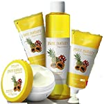 Oriflame Pure Nature Tropical Fruits Facial Kit for Normal to Dry Skin