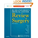 Rush University Medical Center Review of Surgery: Expert Consult - Online and Print, 5e