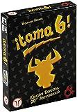 Think Fun - ¡toma 6!, juego de mesa, edición 20 aniversario (A0029)