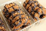 Samoas: Caramel, Coconut & Chocolate Cookies (Pack of 1)