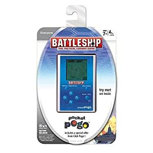 Pogo Games Pocket Series Battleship Game