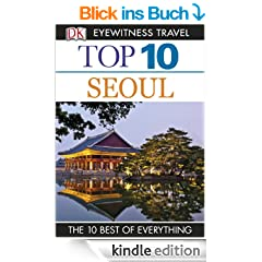 DK Eyewitness Top 10 Travel Guide: Seoul