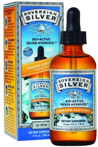 Colloidial Sovereign Silver Immune Support