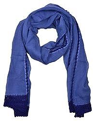 Direct Create Women's Scarf (Blue)