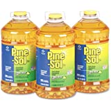 Clorox 35419 Pine-Sol 144-Ounce All-Purpose Cleaner Bottle (Case of 3)