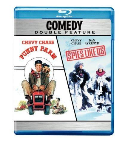Funny Farm (1988) / Spies Like Us (1985) (Double Feature) [Blu-ray] by Warner Home Video