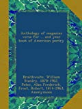 img - for Anthology of magazine verse for ... and year book of American poetry: 1919 book / textbook / text book