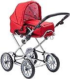 Brio 24890318 - Puppenwagen Kombi, rot
