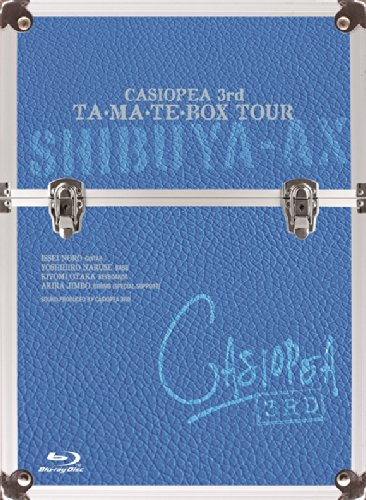 TA・MA・TE・BOX TOUR [Blu-ray]