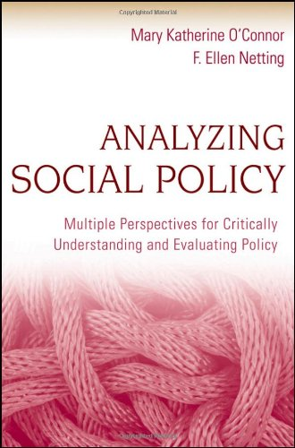 Analyzing Social Policy: Multiple Perspectives for...