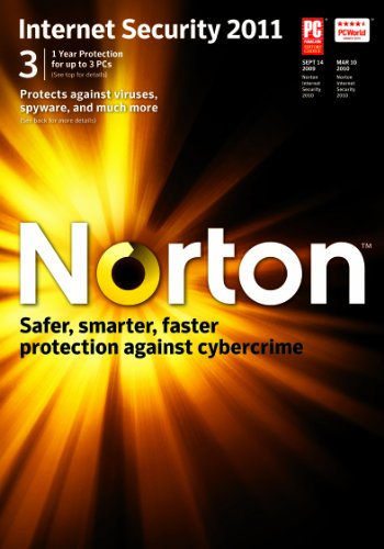 Norton Internet Security 2011 - 1 User / 3 PC