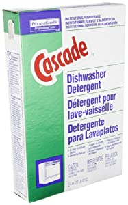 Cascade 34953 Automatic Dishwasher Detergent, 85 Ounces (Case of 6)