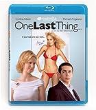 One Last Thing... [Blu-ray]