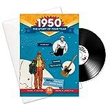 1950 anniversaire ou cadeaux - 1950 4-en-1 et cadeaux - Histoire de l'Année, CD, Musique Télécharger...
