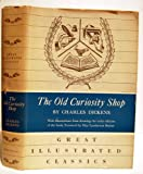Image of The old curiosity shop, (Great illustrated classics)