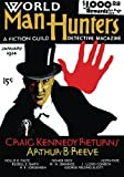 img - for World Manhunters: Volume 1 by Arthur B. Reeves (2014-09-20) book / textbook / text book