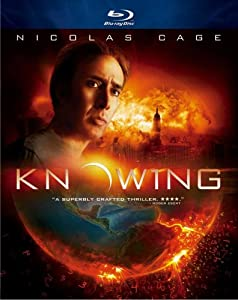 Cover of &quot;Knowing [Blu-ray]&quot;
