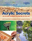 Gill Barron Acrylic Secrets: 300 Tips and Techniques for Painting the Easy Way
