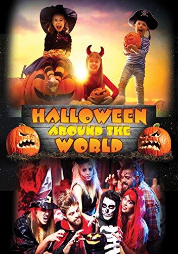 DVD : Halloween Around The World (DVD)
