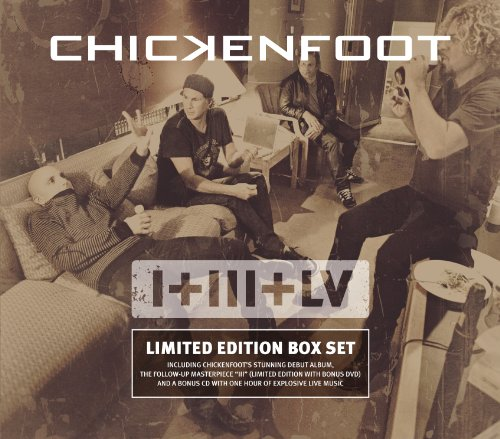 I + III + Lv by Chickenfoot