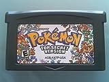Pokemon Top Secret - Game Boy Advance - Nintendo - Homebrew / Fan Translation [video game]