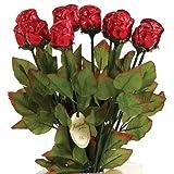 Sweet Heart Roses 2pk