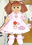Personalised Christening Doll