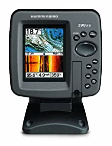 Humminbird 409380 1 398ci side imaging combo for Phone fish finder