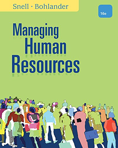 Aplia with MindTap Reader Instant Access for Snell/Bohlander's Managing Human Resources