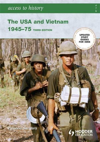 Access to History: The USA and Vietnam 1945-75 3rd Edition