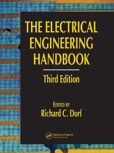 The Electrical Engineering Handbook, Third Edition