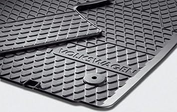 für VW Crafter Bj Gummi Fußmatten 3tlg ab 2006-heute