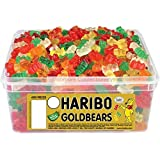 Original Haribo Golden Bears Gummy Sweets Gummy Candy Imported From The UK England The Very Best Of British Gummy Candy