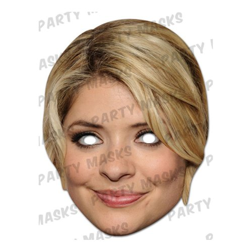 Partyrama Celeb - Holly Willoughby Face Mask