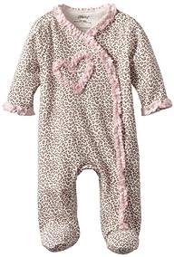 Little Me Baby Girl Newborn Leopard F…