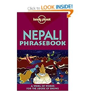 Nepali (Lonely Planet Phrasebook): Amazon.co.uk: Mary-Jo O