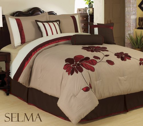 Burgundy Bedding That Is Classy And Elegant Webnuggetz Com