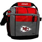 NFL Kansas City Chiefs 24 Can Soft Sided Carry Coleman Cooler at Amazon.com