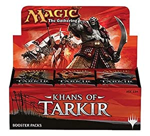 Khans of Tarkir - Magic the Gathering Sealed Booster Box (MTG) (36 Packs)