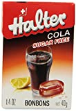 Halter Sugar Free Candy, Cola, 1.4-Ounce Boxes (Pack of 16)